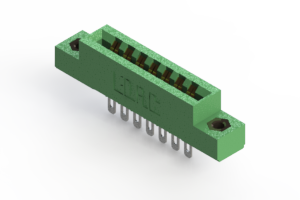 306-007-500-107 - Card Edge Connector