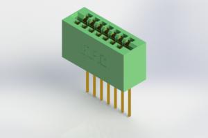 317-007-541-601 - Card Edge Connector