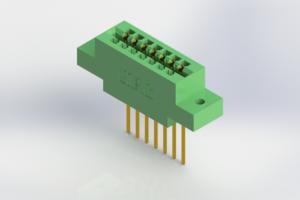 317-007-542-602 - Card Edge Connector