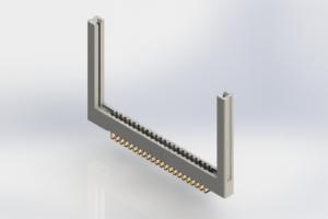 322-022-558-157 - Card Edge Connector