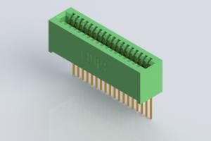 325-018-540-101 - Card Edge Connector