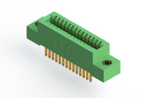 325-028-500-207 - Card Edge Connector