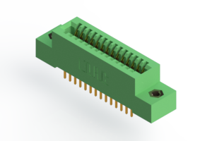 325-028-520-207 - Card Edge Connector