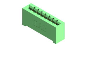 337-007-523-101 - Card Edge Connector