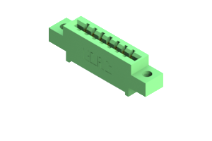 337-007-540-604 - Card Edge Connector