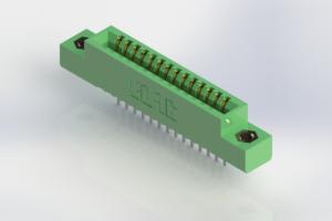 341-014-522-107 - Card Edge Connector
