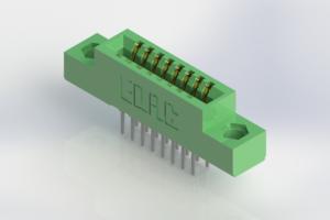 341-016-521-204 - Card Edge Connector