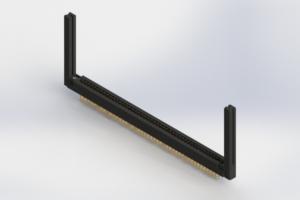 357-088-522-258 - Card Edge Connector