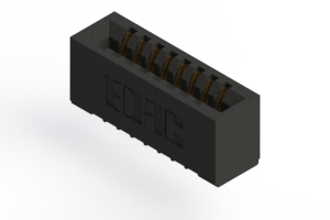 391-008-520-101 - Card Edge Connector
