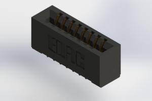 391-008-524-101 - Card Edge Connector