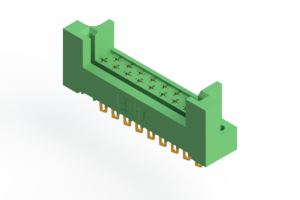 408-017-500-222 - Card Edge | Metal to Metal 2 Piece Connectors