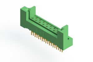 408-017-503-222 - Card Edge | Metal to Metal 2 Piece Connectors