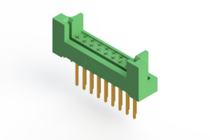 408-017-541-222 - Card Edge | Metal to Metal 2 Piece Connectors