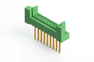 408-017-542-222 - Card Edge | Metal to Metal 2 Piece Connectors