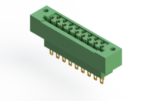415-017-500-112 - Card Edge   Metal to Metal 2 Piece Connectors