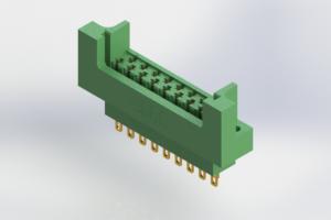 415-017-500-212 - Card Edge | Metal to Metal 2 Piece Connectors