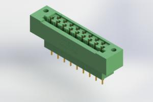 415-017-520-112 - Card Edge | Metal to Metal 2 Piece Connectors