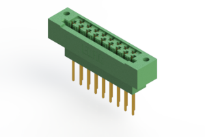 415-017-540-112 - Card Edge   Metal to Metal 2 Piece Connectors