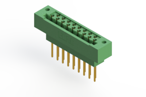 415-017-540-122 - Card Edge   Metal to Metal 2 Piece Connectors