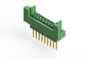 415-017-540-212 - Card Edge   Metal to Metal 2 Piece Connectors