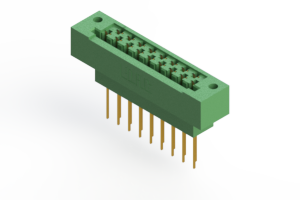 415-017-541-112 - Card Edge | Metal to Metal 2 Piece Connectors