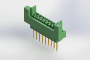 415-017-541-212 - Card Edge   Metal to Metal 2 Piece Connectors