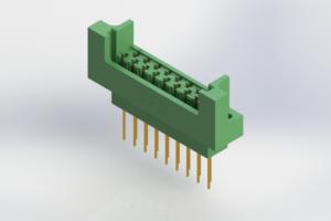 415-017-541-222 - Card Edge | Metal to Metal 2 Piece Connectors