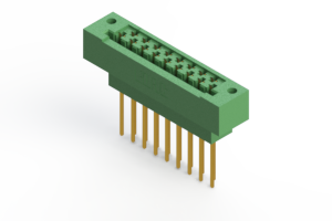 415-017-542-112 - Card Edge   Metal to Metal 2 Piece Connectors