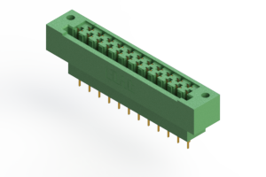 415-023-520-122 - Card Edge | Metal to Metal 2 Piece Connectors