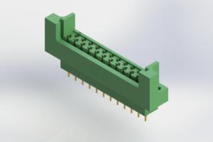 415-023-520-212 - Card Edge | Metal to Metal 2 Piece Connectors