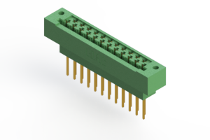 415-023-540-112 - Card Edge   Metal to Metal 2 Piece Connectors