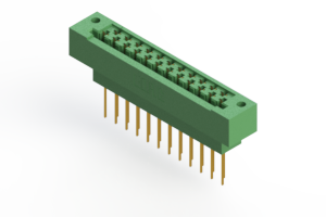 415-023-541-112 - Card Edge | Metal to Metal 2 Piece Connectors
