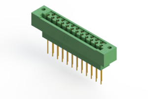 415-023-541-122 - Card Edge | Metal to Metal 2 Piece Connectors