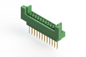 415-023-541-212 - Card Edge   Metal to Metal 2 Piece Connectors