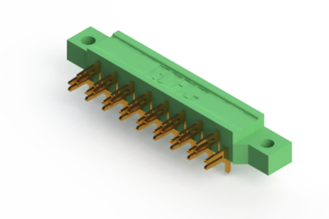 421-017-520-102 - Card Edge | Metal to Metal 2 Piece Connectors
