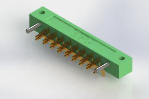 423-017-521-102 - Card Edge | Metal to Metal 2 Piece Connectors
