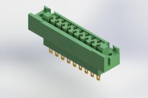 438-017-500-112 - Card Edge | Metal to Metal 2 Piece Connectors