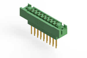438-017-540-112 - Card Edge | Metal to Metal 2 Piece Connectors
