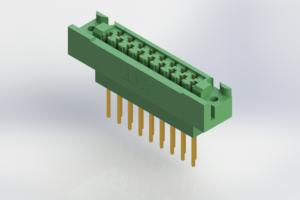 438-017-540-122 - Card Edge | Metal to Metal 2 Piece Connectors