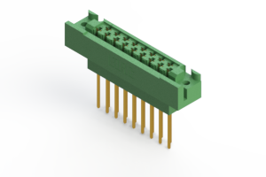 438-017-542-112 - Card Edge | Metal to Metal 2 Piece Connectors