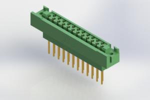438-023-540-112 - Card Edge | Metal to Metal 2 Piece Connectors