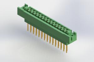 438-029-540-112 - Card Edge | Metal to Metal 2 Piece Connectors