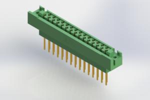 438-029-540-122 - Card Edge | Metal to Metal 2 Piece Connectors