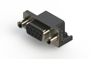 622-009-260-000 - EDAC | Standard Right Angle D-Sub Connector