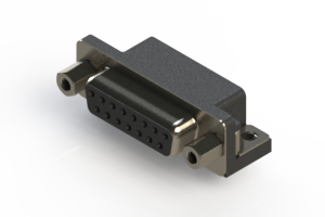 622-015-260-013 - EDAC   Standard Right Angle D-Sub Connector