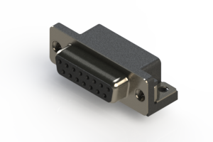 622-015-260-016 - EDAC   Standard Right Angle D-Sub Connector
