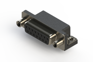 622-015-260-050 - EDAC   Standard Right Angle D-Sub Connector