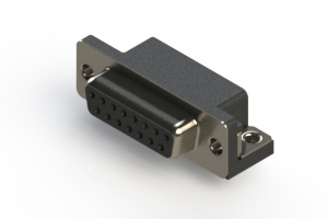 622-015-260-051 - EDAC   Standard Right Angle D-Sub Connector
