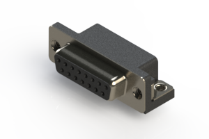 622-015-260-052 - EDAC   Standard Right Angle D-Sub Connector