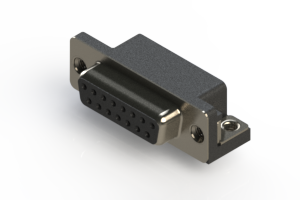 622-015-260-055 - EDAC   Standard Right Angle D-Sub Connector